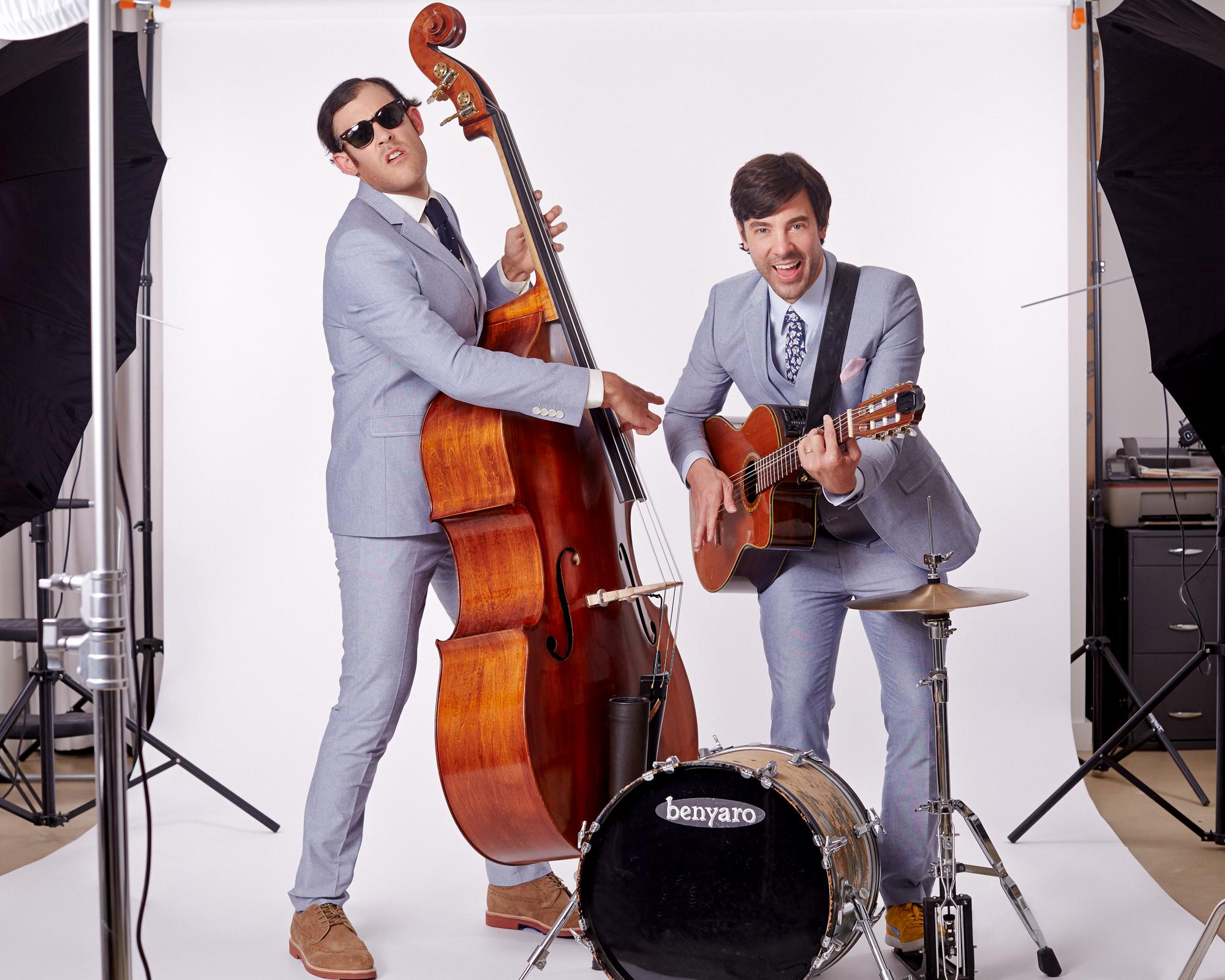 Leif Routman (Left) Ben Musser (Right)