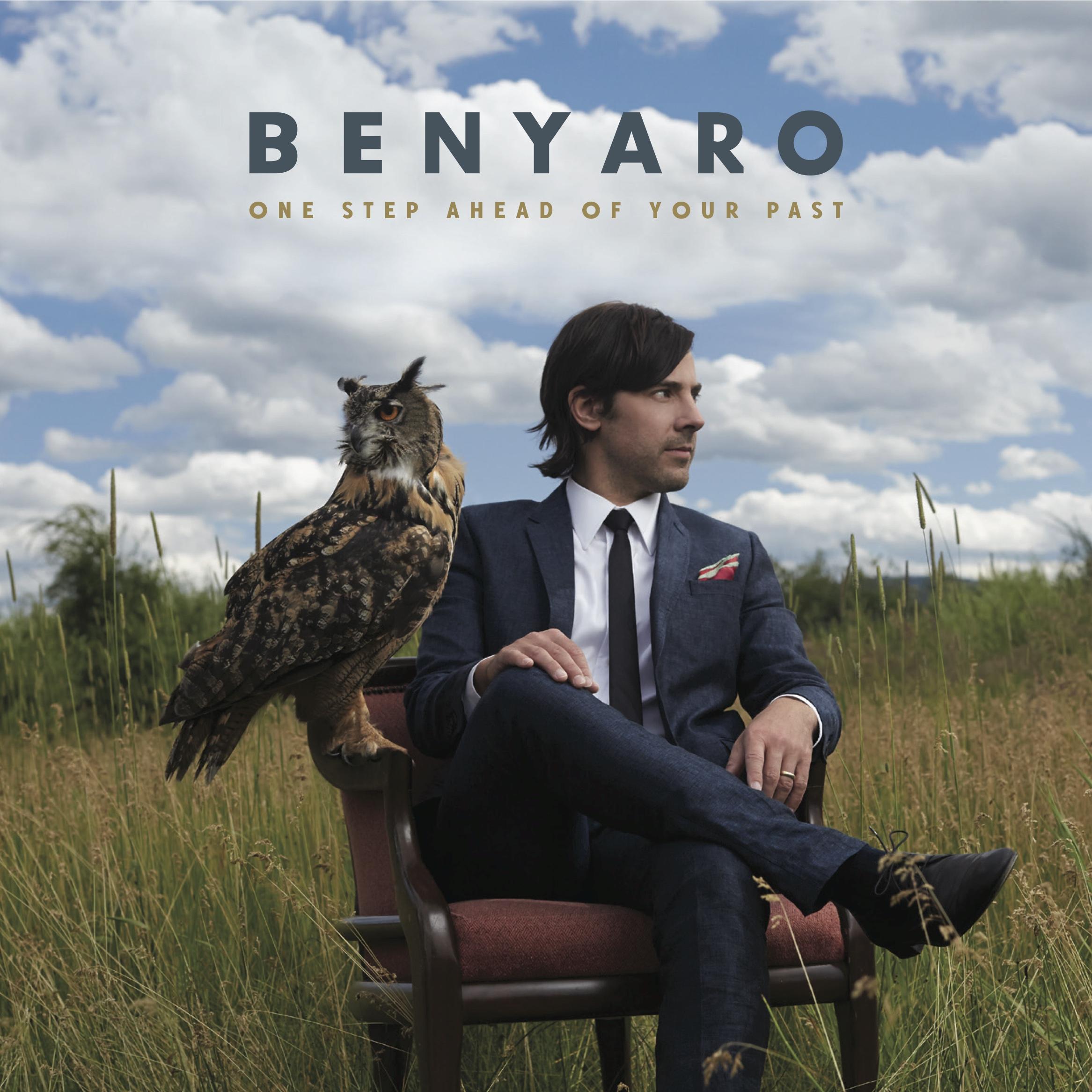 courtesy of Benyaro - Album Cover