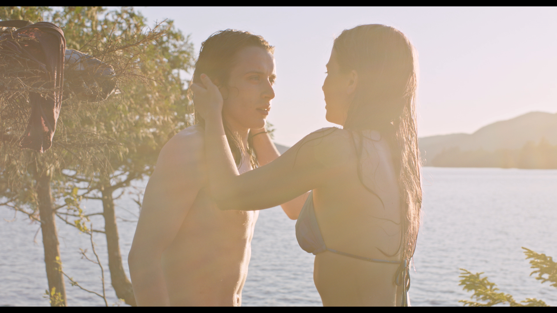 Rory Culkin and Isabelle McNally - Production Still - Courtesy of Grackfilms
