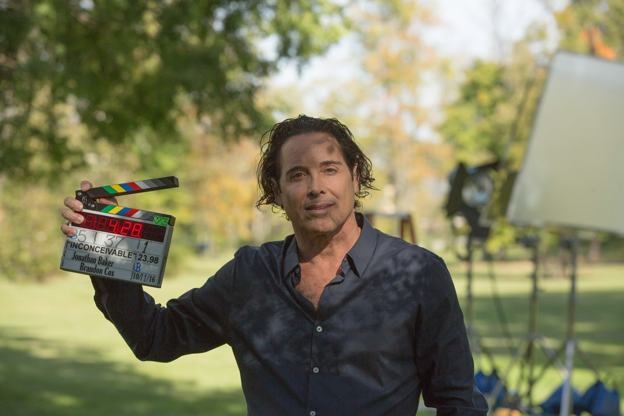 Director - Jonathan Baker