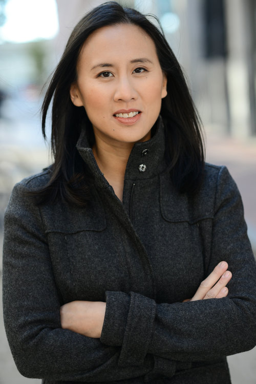 Celeste Ng Photo courtesy of PeeDee Fiction and Poetry Festival