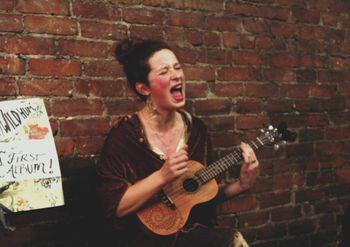 Hannah Rooth - Lead Singer - Wild Hum