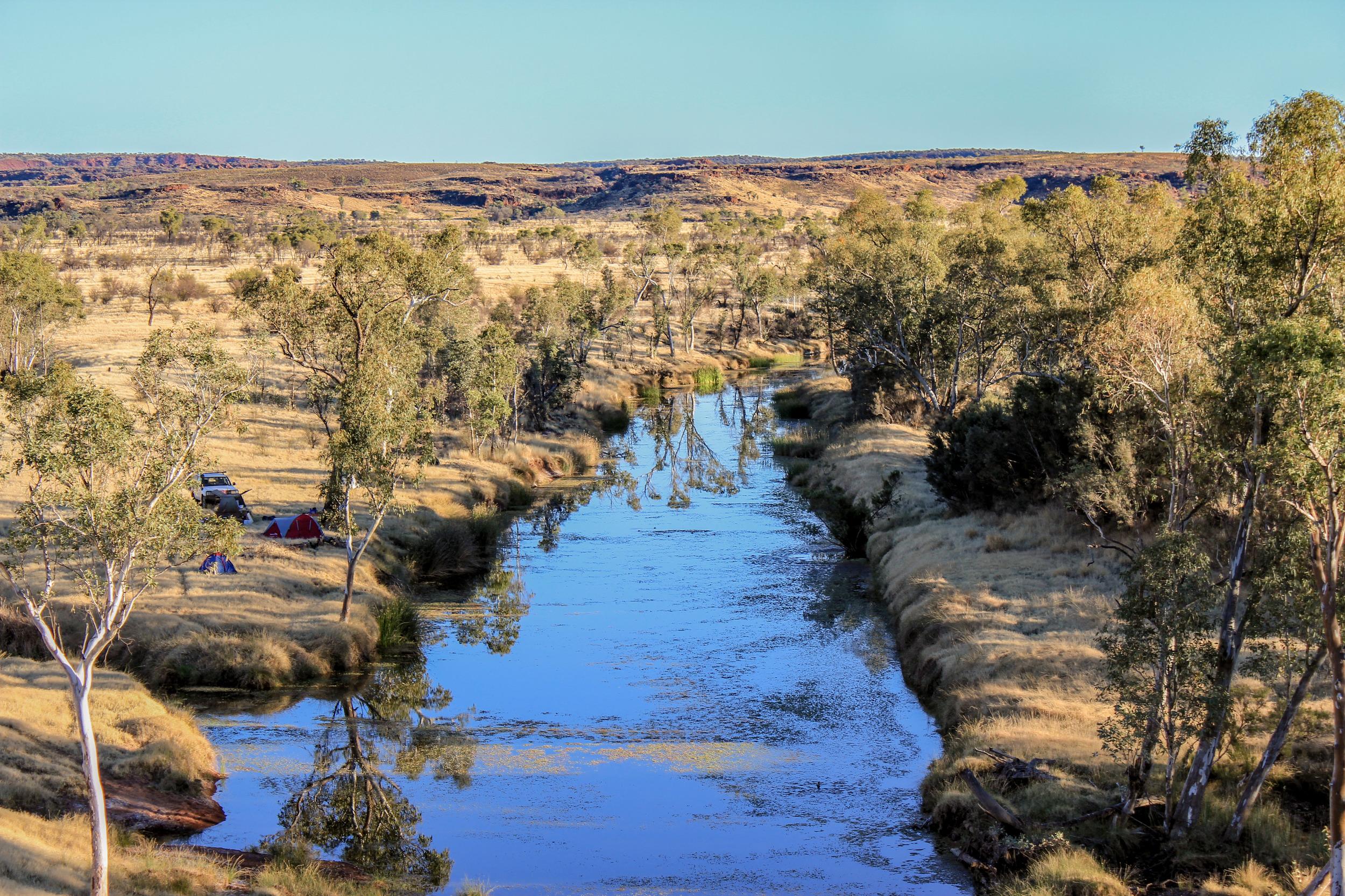 Downstream of Running Waters. Photo by Rebecca Sullivan.