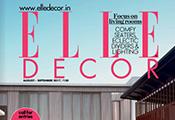 Elle Decor August 2017