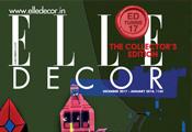 Elle Decor January 2018 – Anniversary Edition