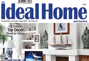 Ideal Home and Garden - August 2018