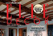 Elle Decor August September 2018