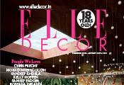 Elle Decor December January 2019
