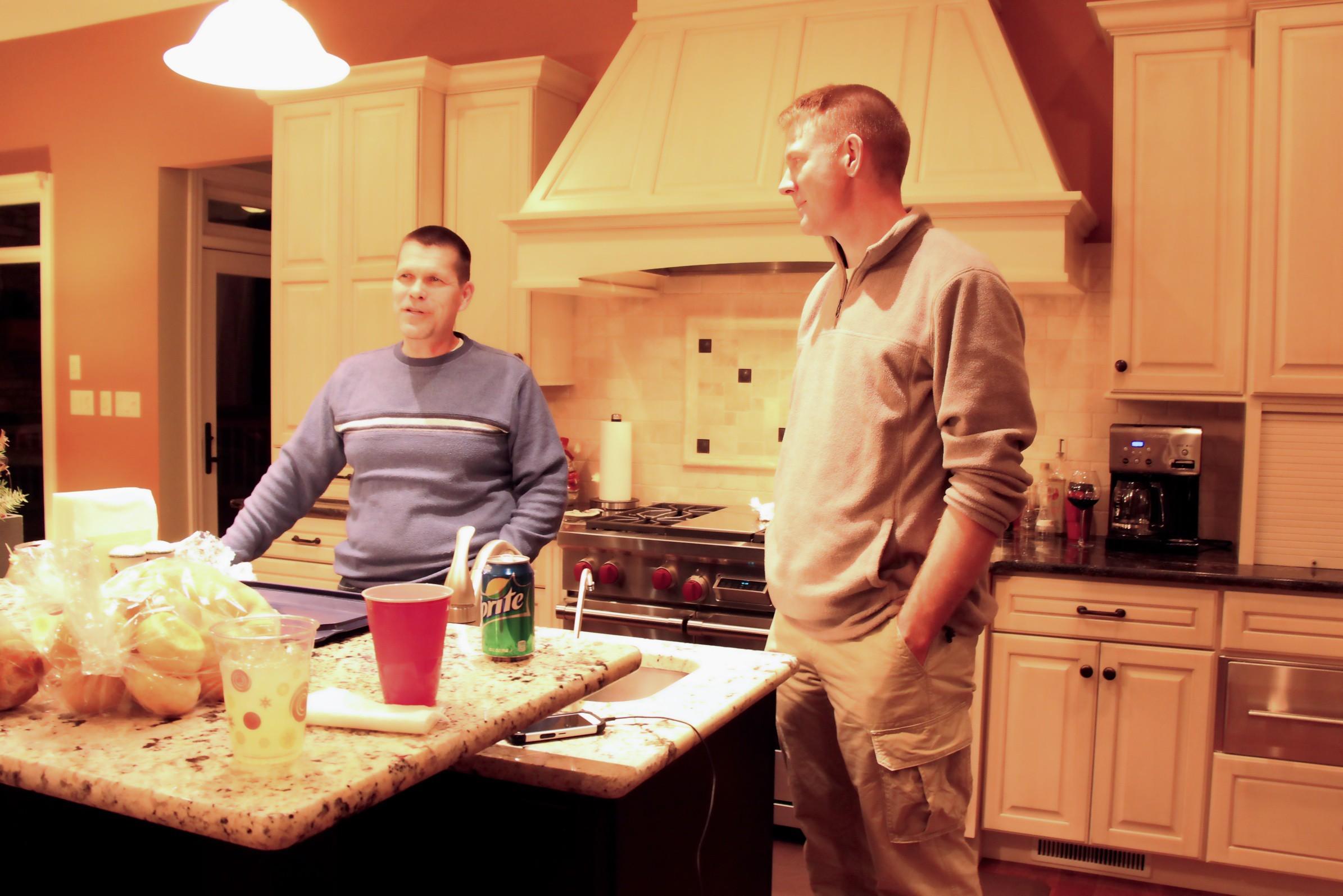 Rob Nordstrom & Chris Lehr