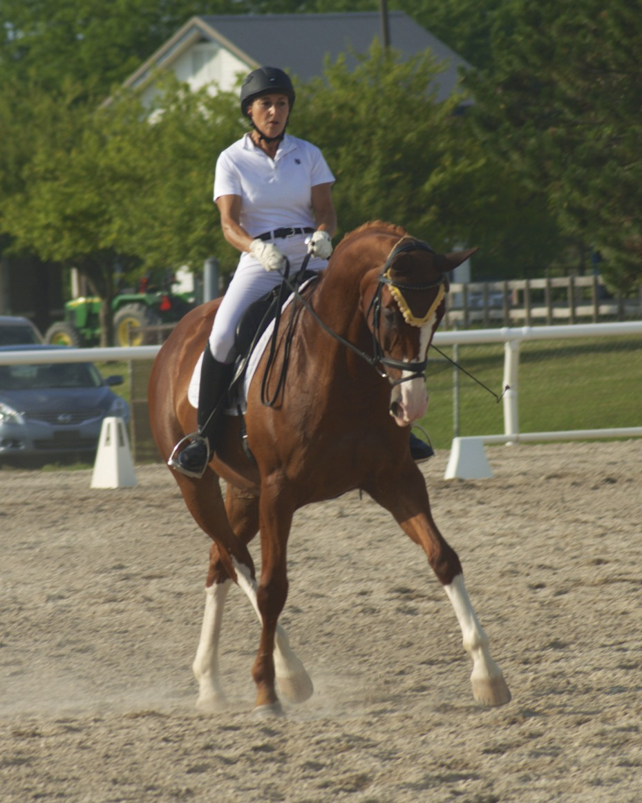Ghinger Ale & CLD President Judy Nordstrom won the Cheryl Finke Memorial as well as Third Level High Point