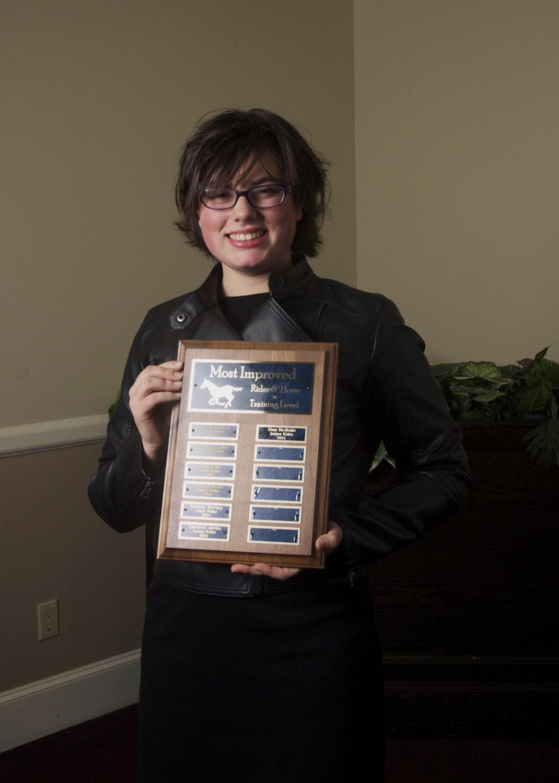 One of 2014's Award Recipients Sian McBride
