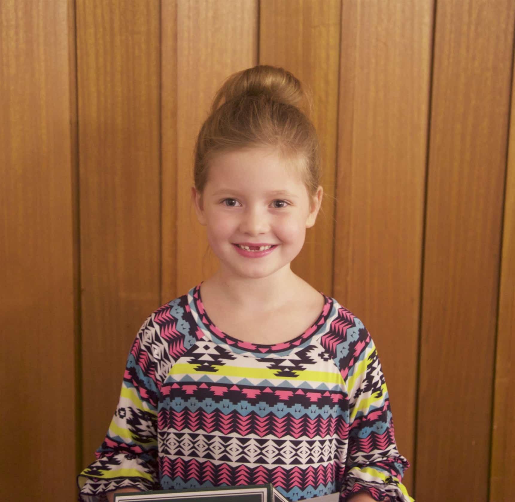 Alice Ann Bisch, Intro Schooling Jr Champion