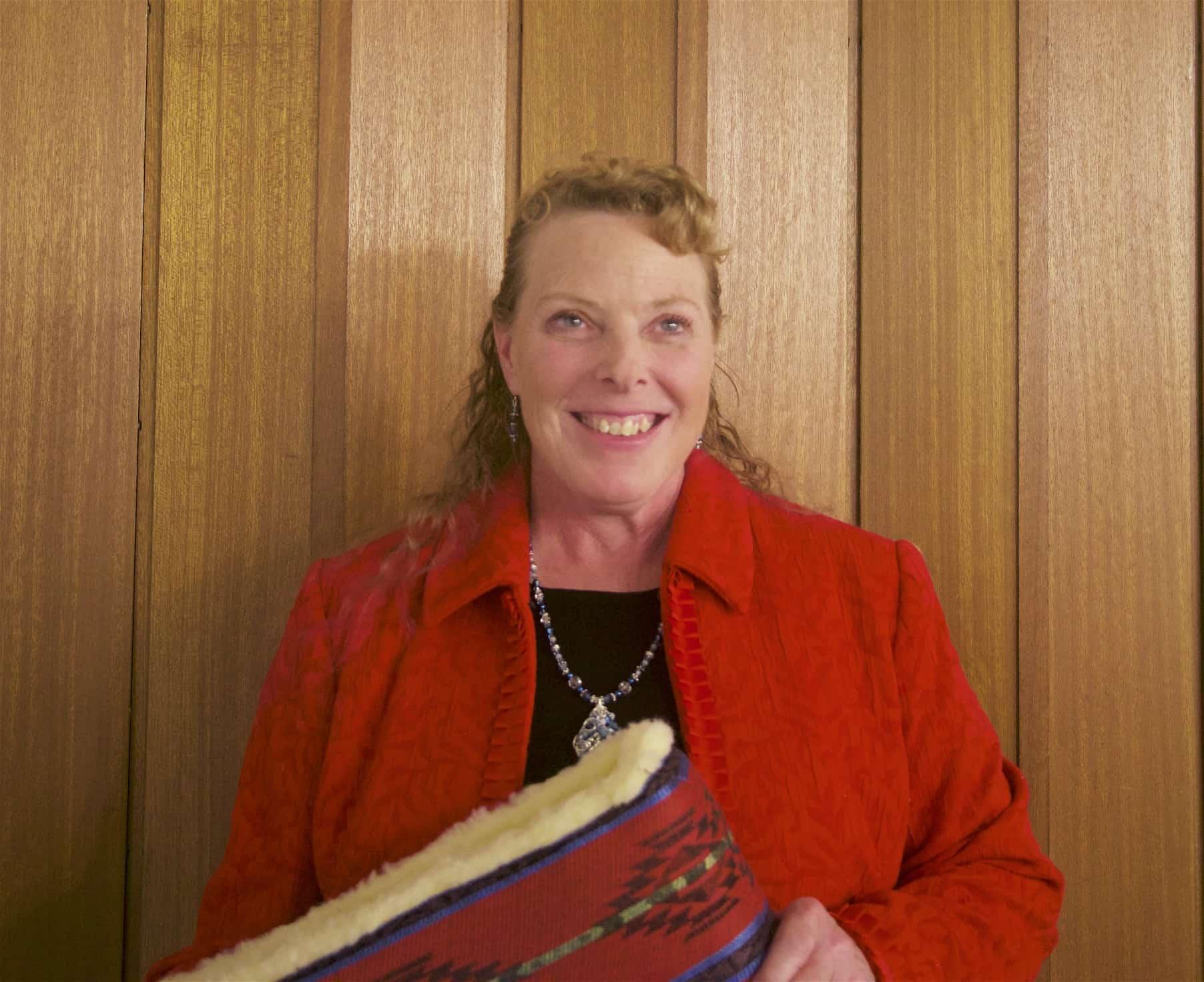 Marilyn Weber, Champion & Reserve Champion Western Dressage
