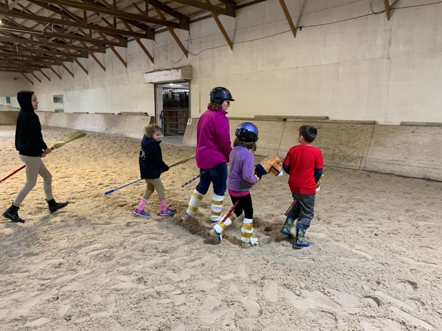 Stick Horse Entrants