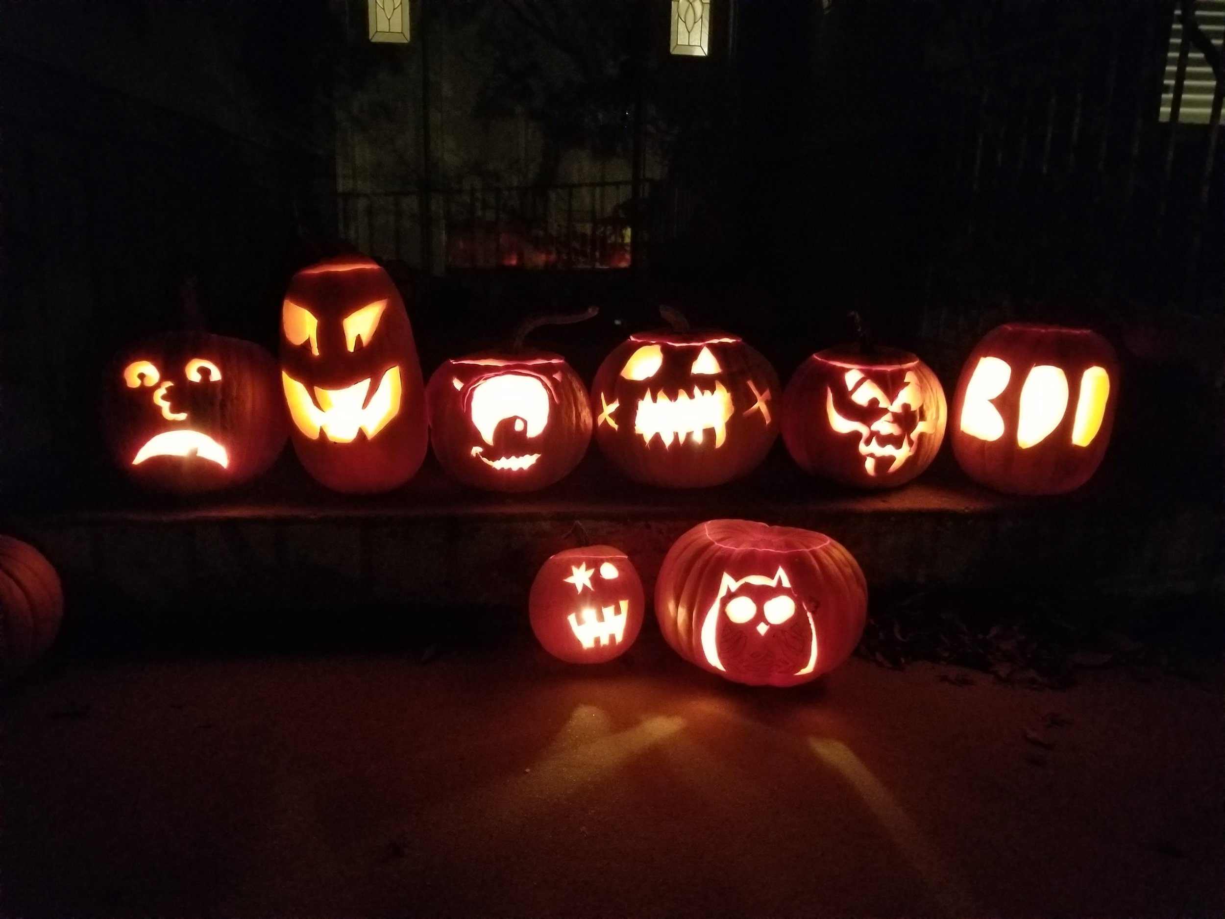 Happy Halloween! Put in some miles tonight to burn off that candy. Also, Halloween is AKA international FREE day!