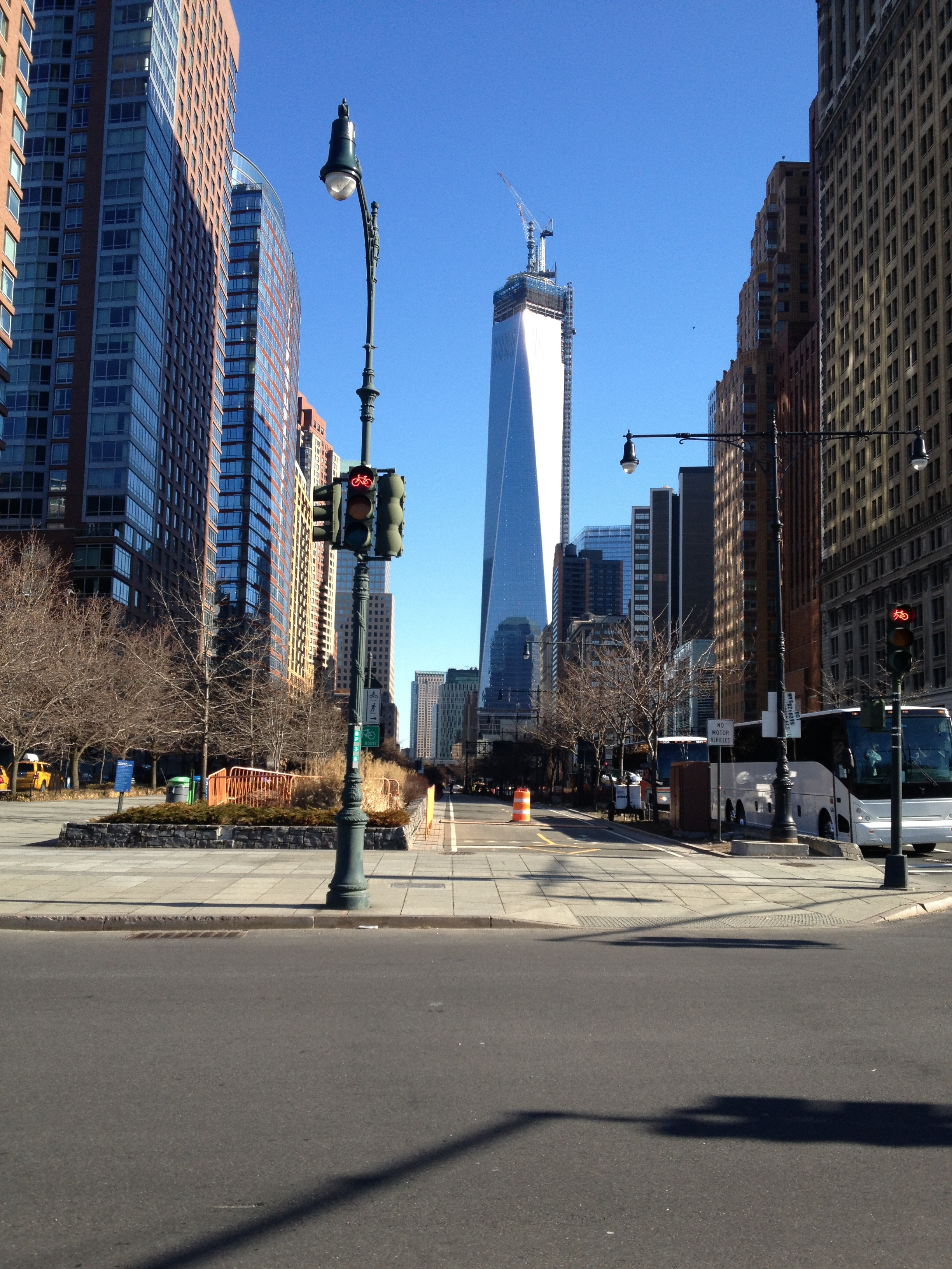 The Freedom Tower 3-30-13.