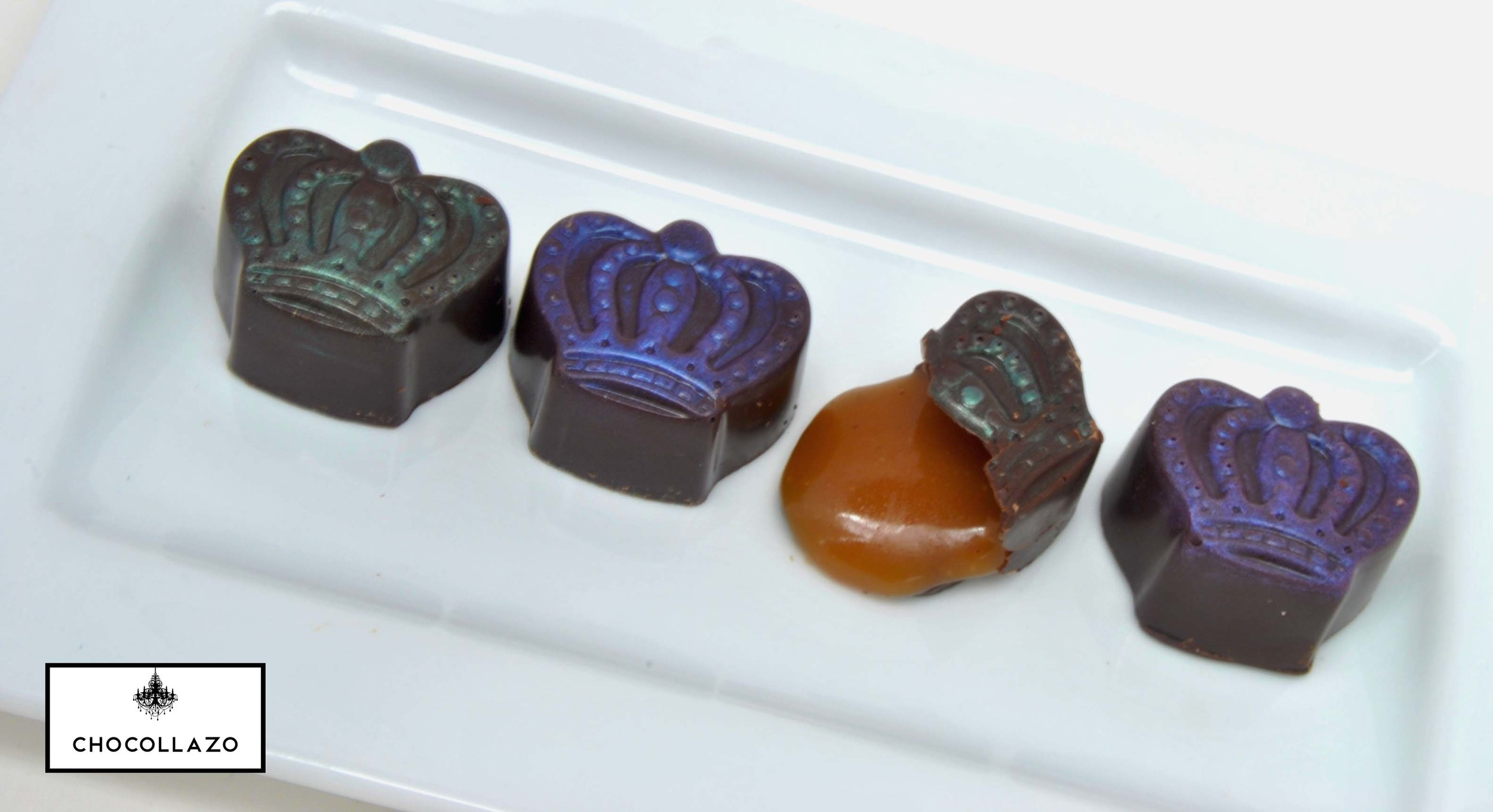 Chocolate Caramel Truffle