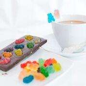 Gummy Bear Chocolate Bar