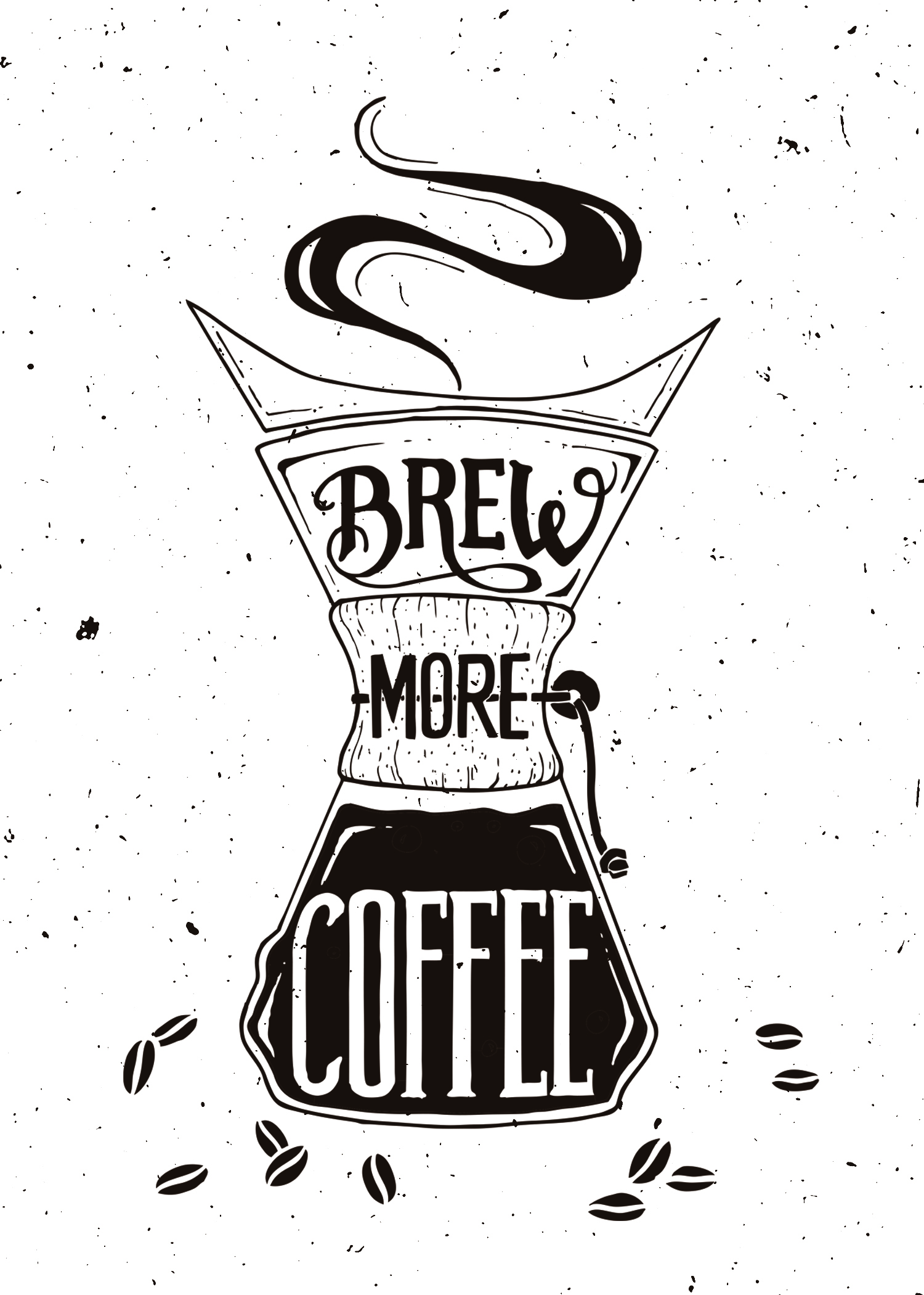 brew more coffee dark brown5 x7.jpg