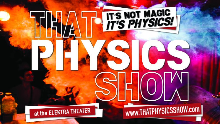 that physics show discount tickets, off-off broadway tickets, elektra theater