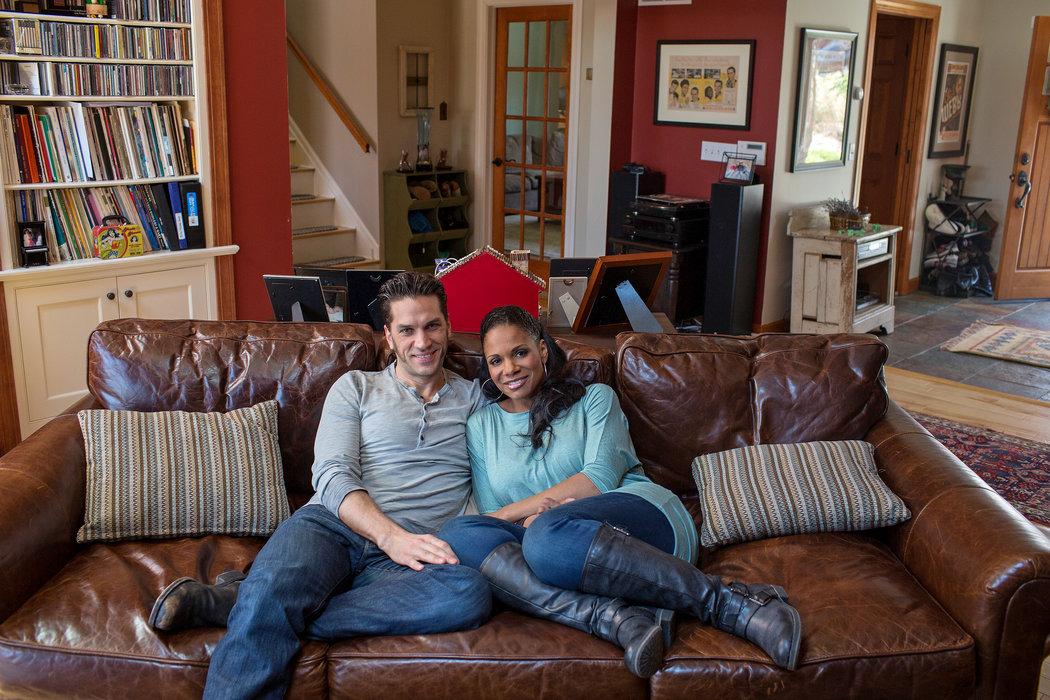 Will Swenson and Audra McDonald