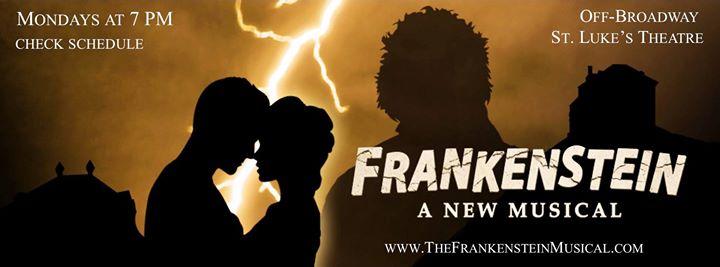 Frankenstein discount tickets, off broadway tickets, st. luke's theater