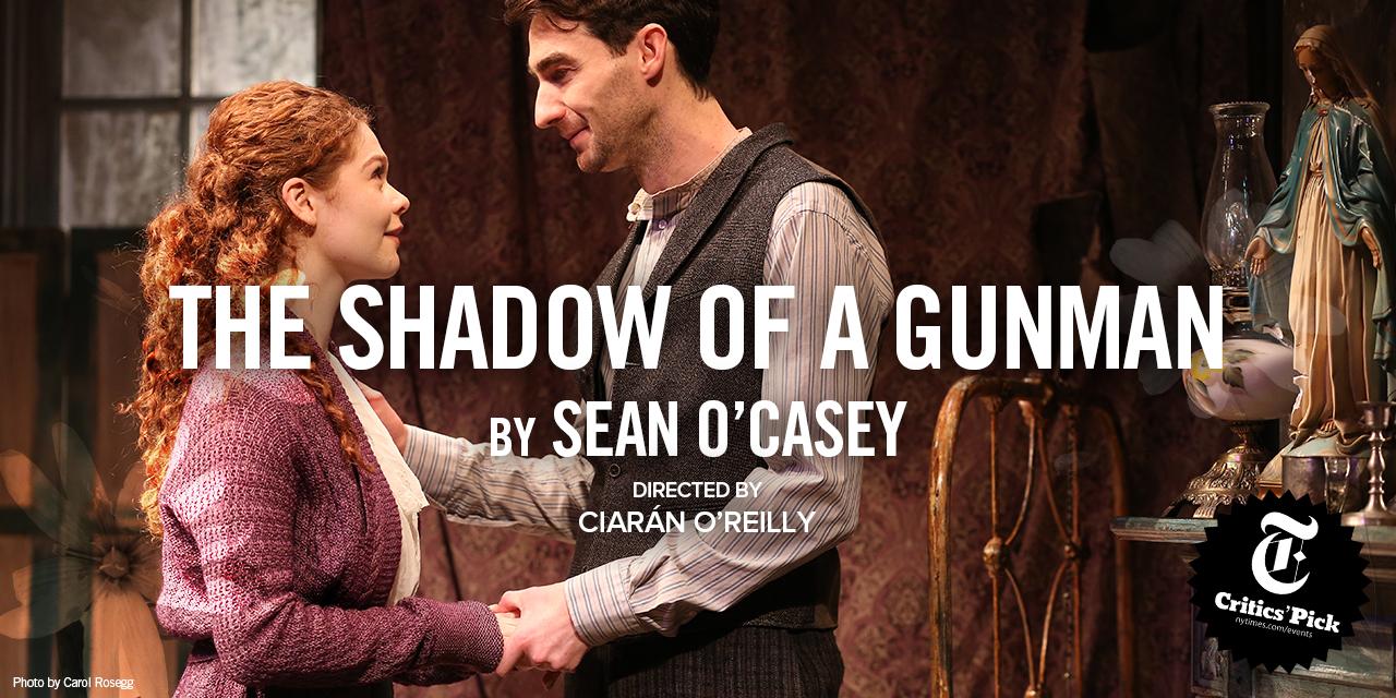 the shadow of a gunman, sean o'casey, irish rep