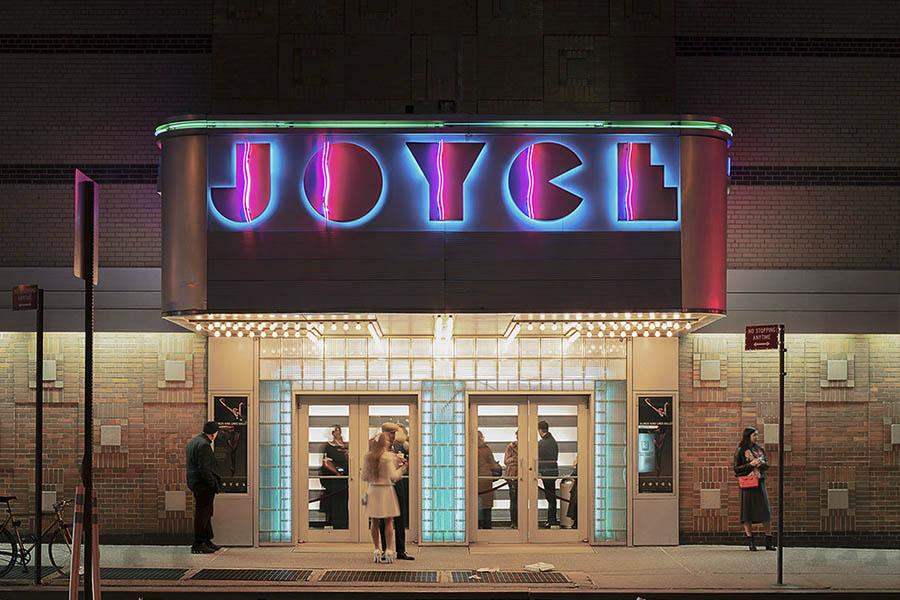 the joyce theater, joyce in chelsea
