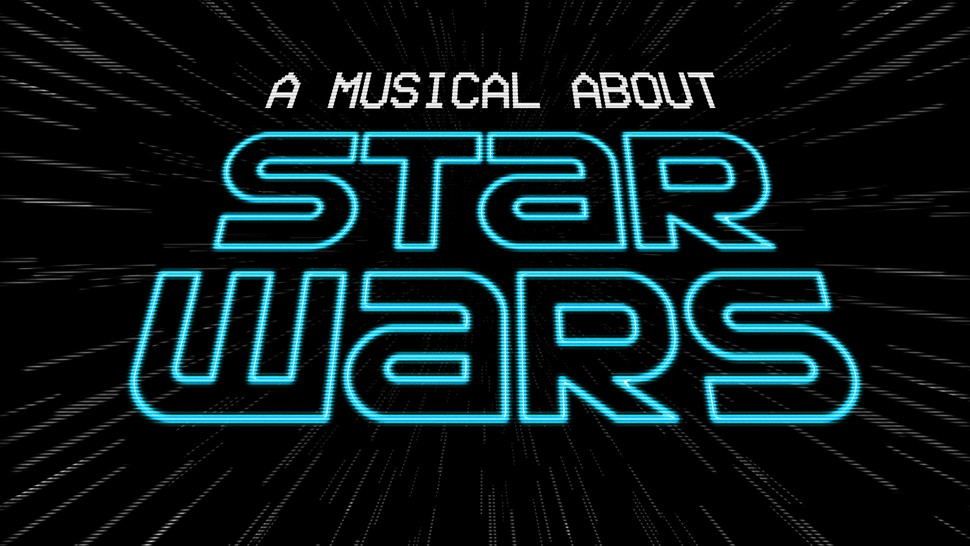 a musical about star wars discount, star wars musical, star wars kirk theatre