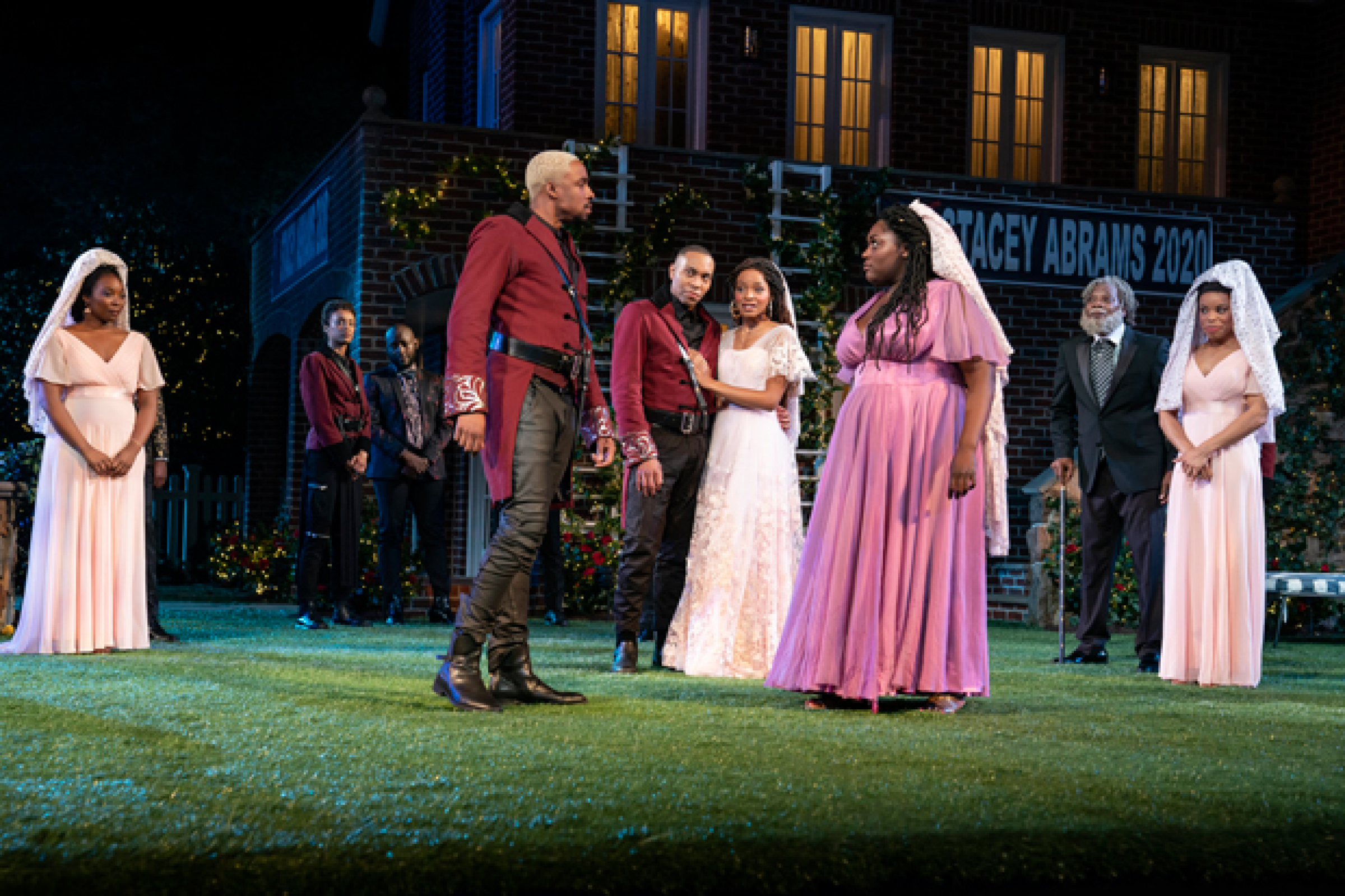 Much Ado About Nothing tickets, Todaytix digital lottery, Delacorte Theater