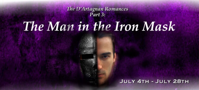 the man in the iron mask, the man in the iron mask free, Shakespeare in the park,