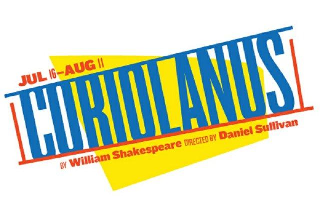 Coriolanus tickets, Shakespeare, Delacorte theater