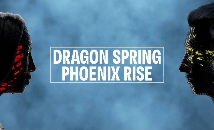 dragon spring phoenix rise, the shed, kung fu musical