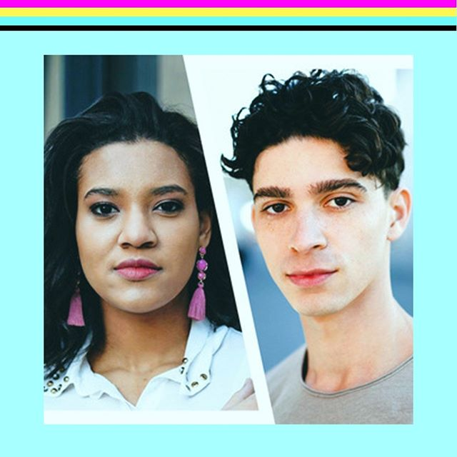 Huge kudos to @isaaccolepowell and @Juilliardschool student @shereenpimentel on booking @westsidestorybway 👏🏽 . . . . #westsidestory #localtheatre #theatre #nyctheatre #theatre #julliard #success