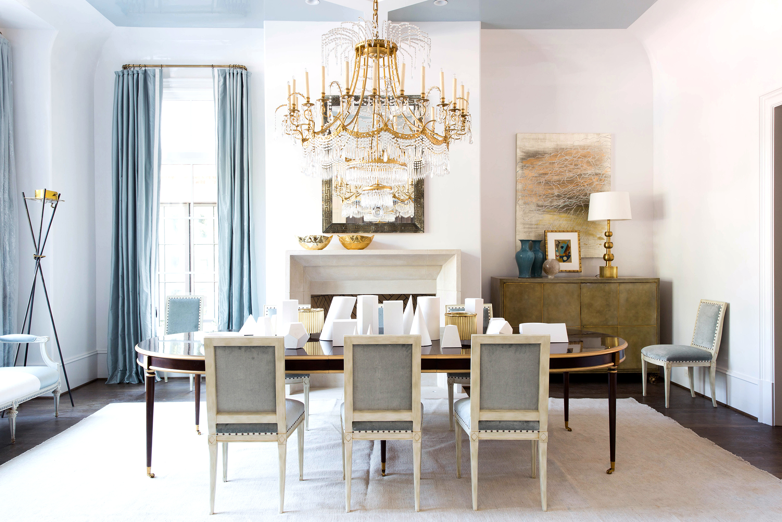 Interior Designer: Suzanne Kasler; Atlanta Homes & Lifestyles Southeastern Showhouse 2016