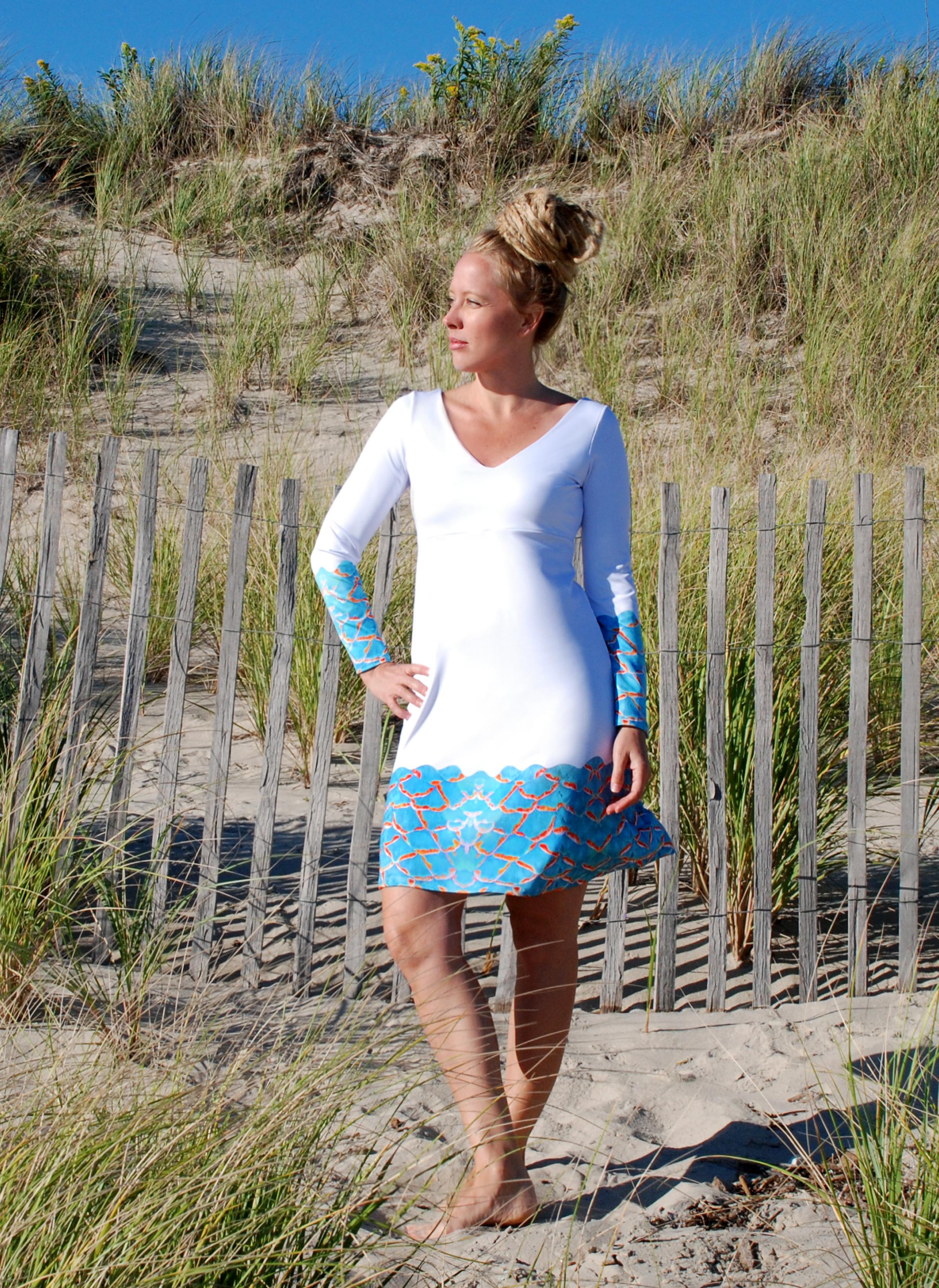 tiwia dive deep rozlynne fishscale dress gallery shots.png