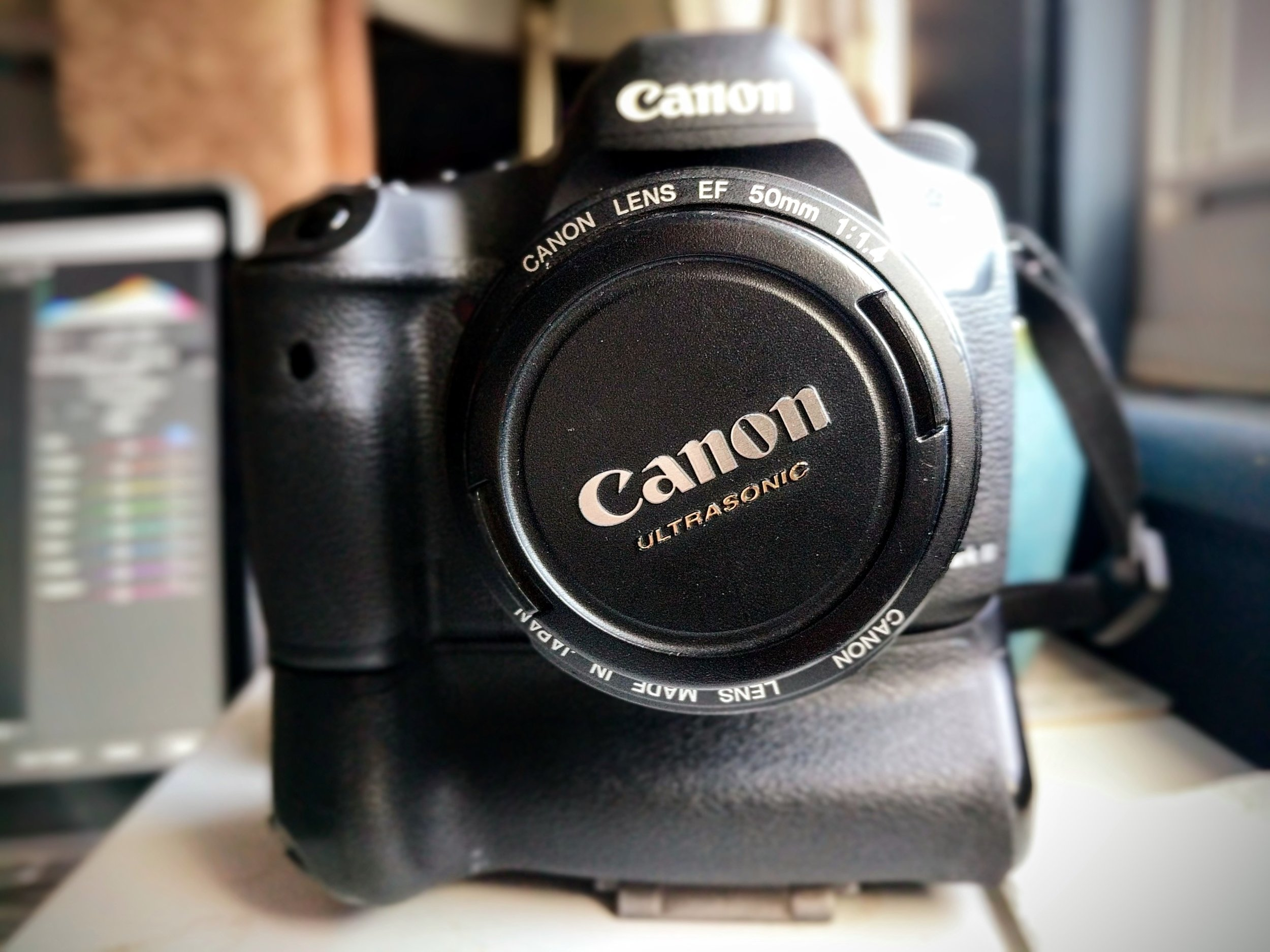 Canon 5D MkIII + 50mm f/1.4