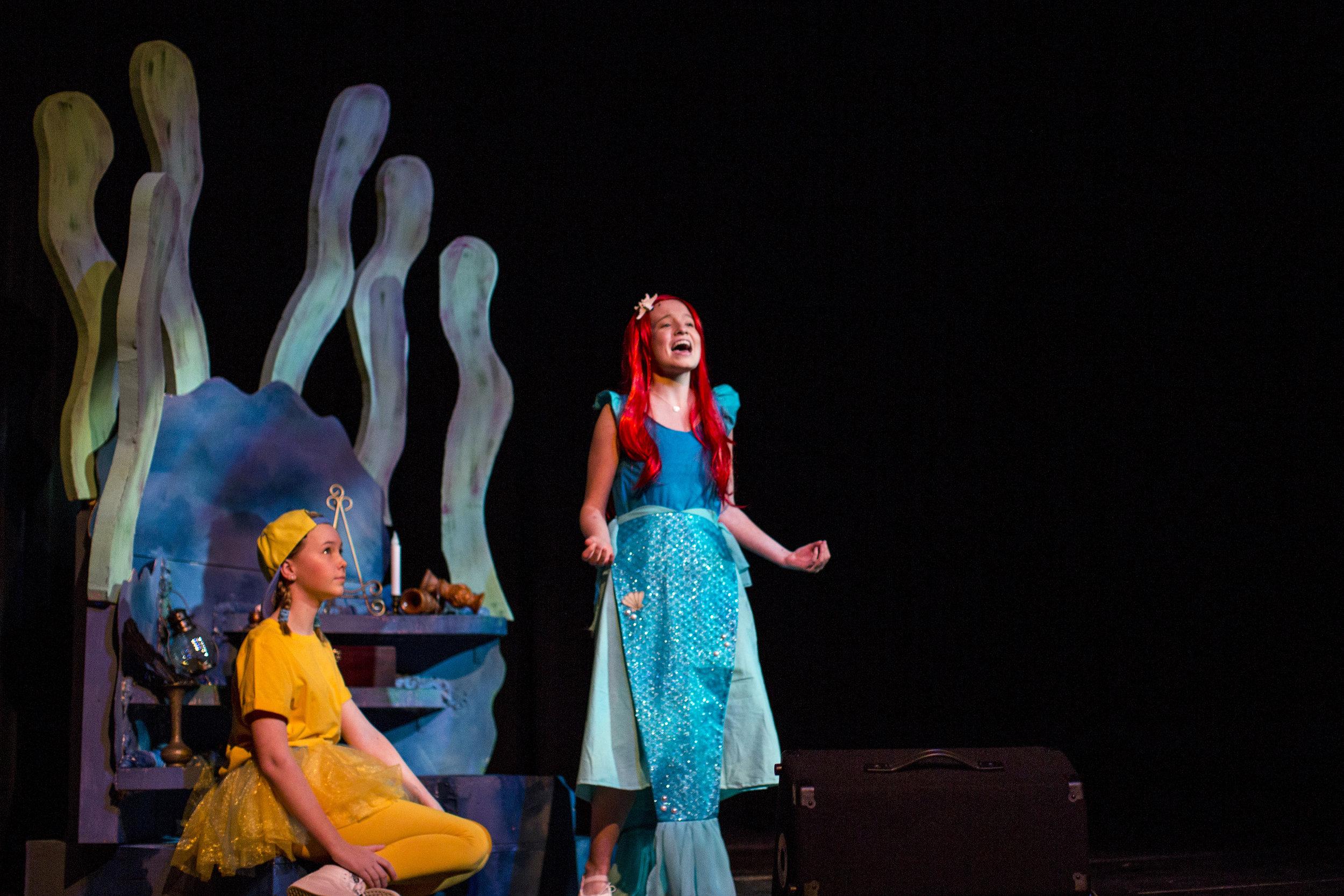 'The Little Mermaid' -