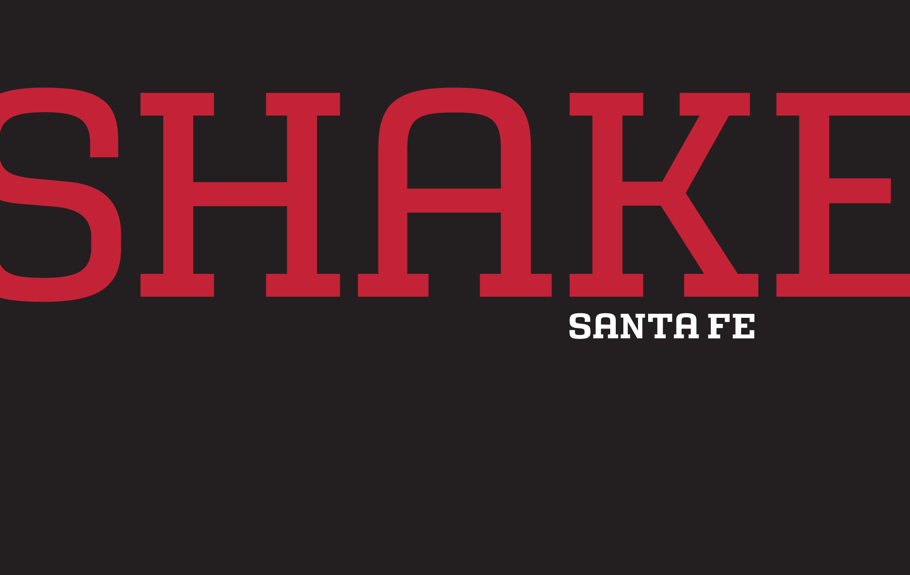 Branding and Identity for the Shake Foundation with Brian Knox