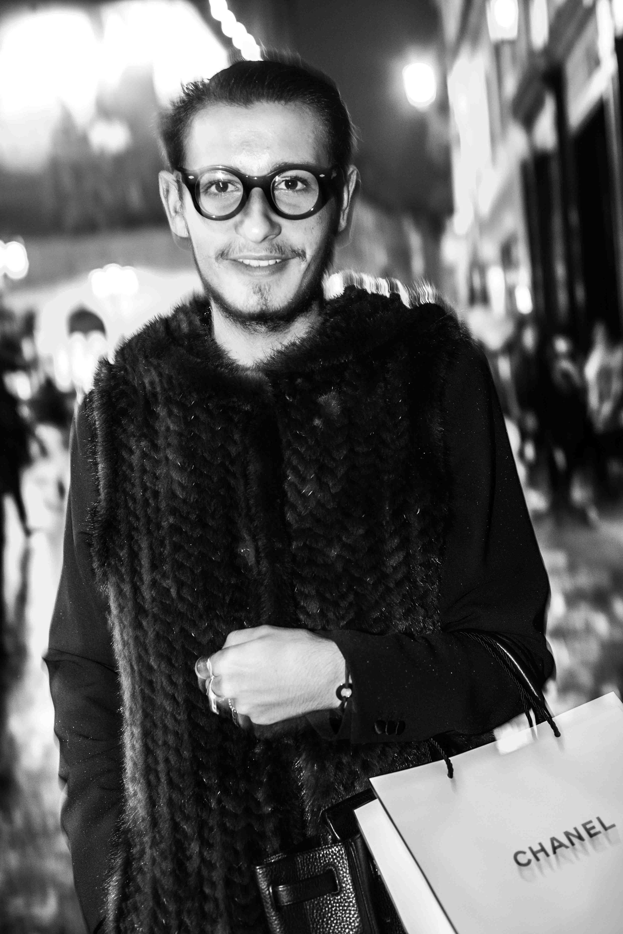 Vogue Fashion Night Out Paris 2013