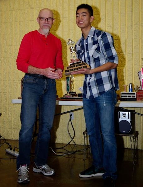 Cody Shimizu - Rookie of the Year