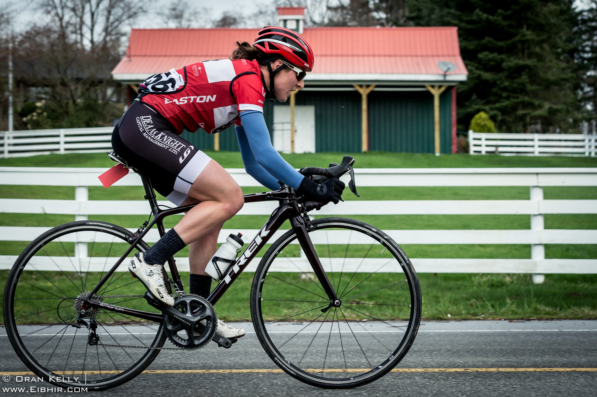 Kinley Gibson - BC Spring series