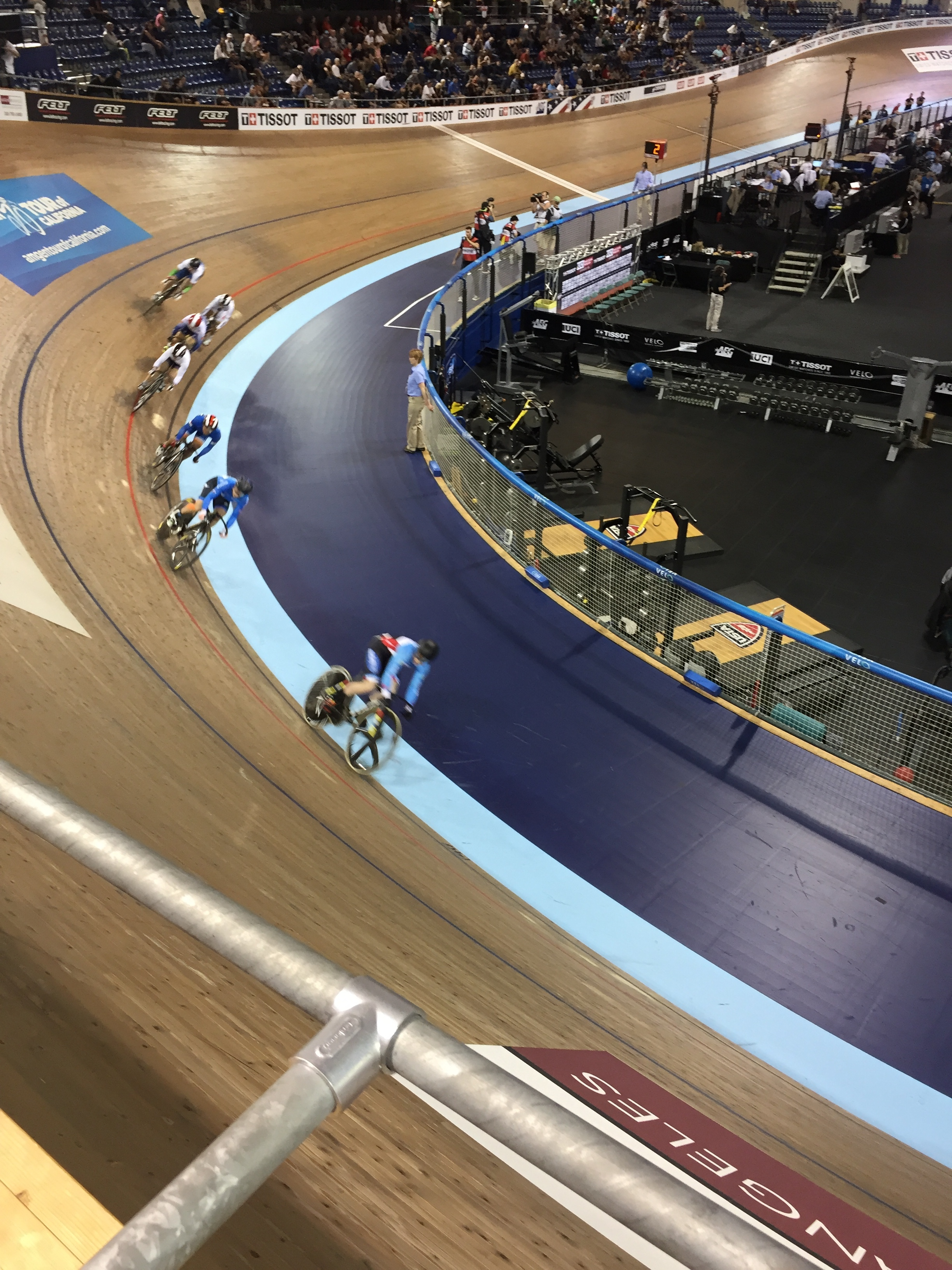 . . . and more great World Cup racing.