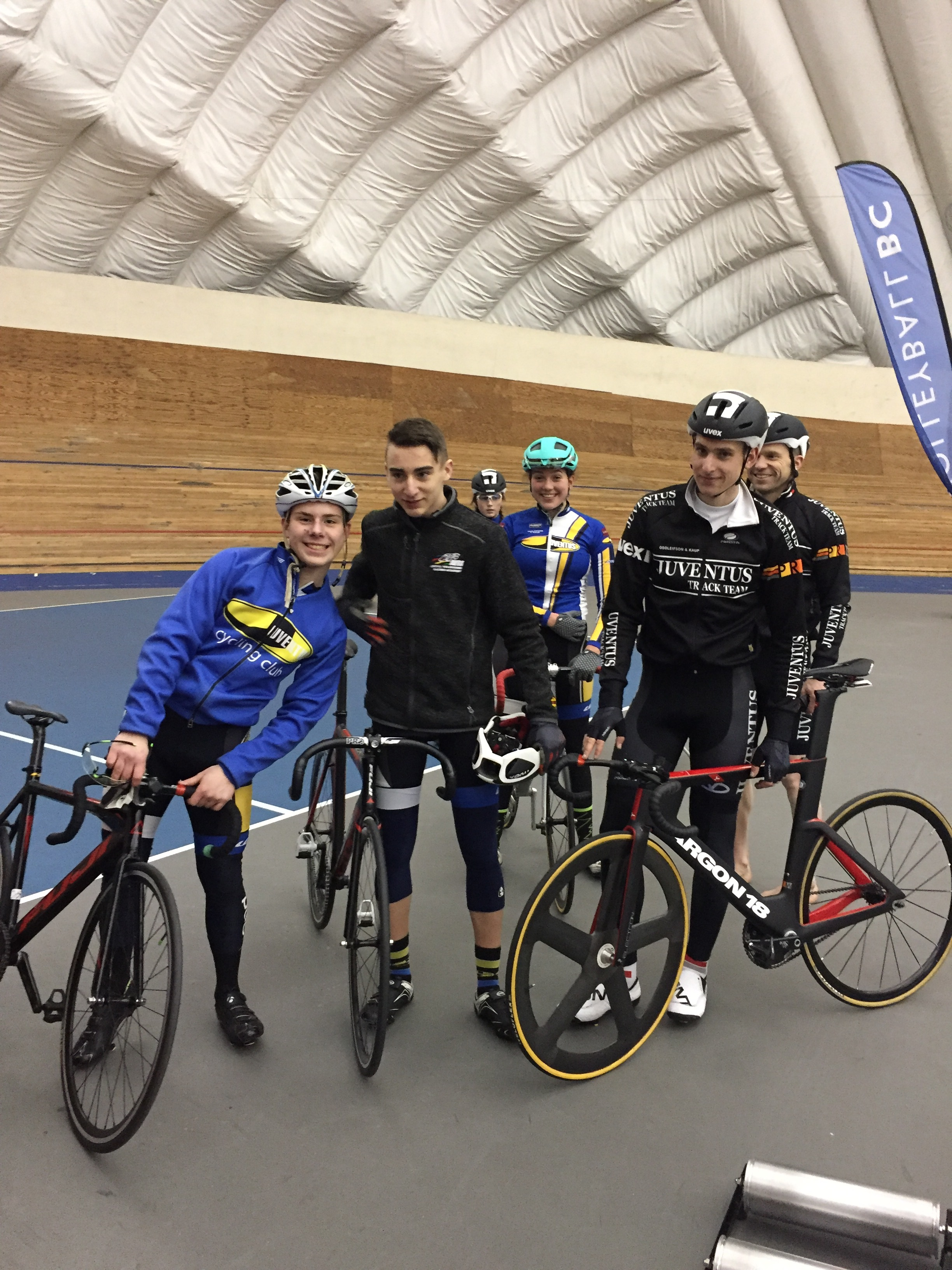 Mini camp dusted, and everyone ready to race!!