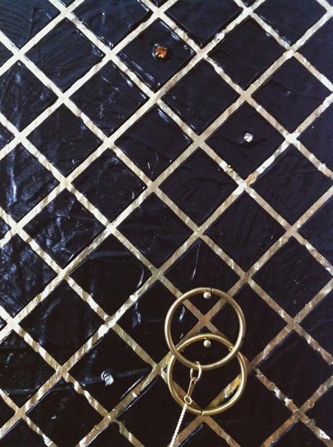 Golden Black, 2013 - detail