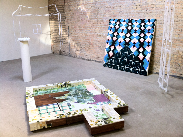 Pieces From Home Mobile, 2011