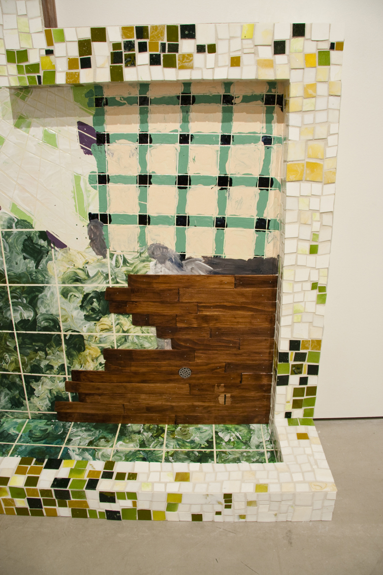 Pieces From Home, 2010 - detail