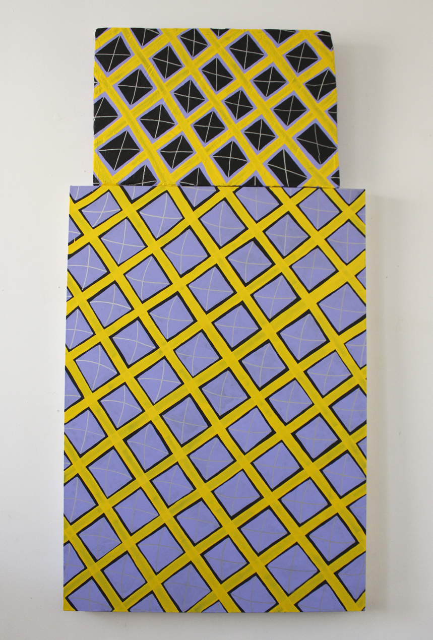Untitled (Yellow Fence)