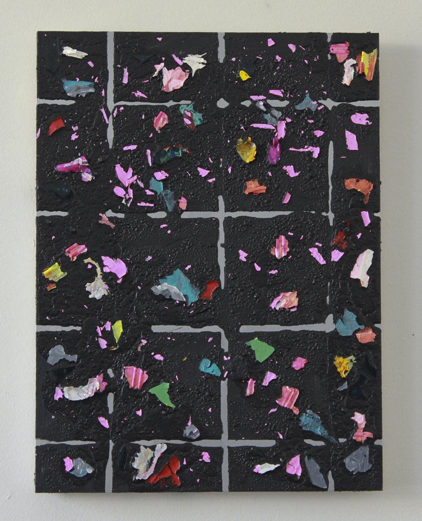 Untitled (Rainbow Tiles)