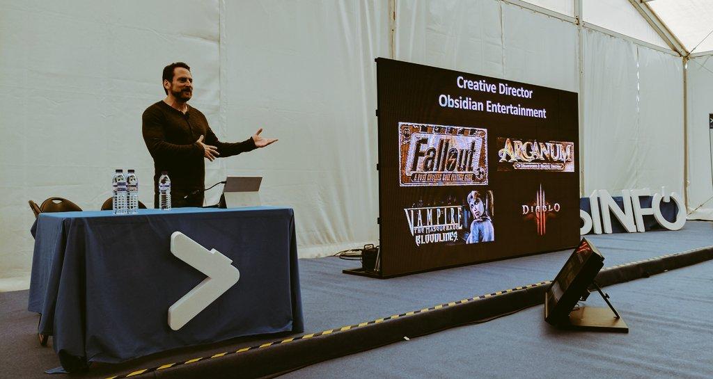 Leonard Boyarsky, Creative Director of Obsidian Entertainment
